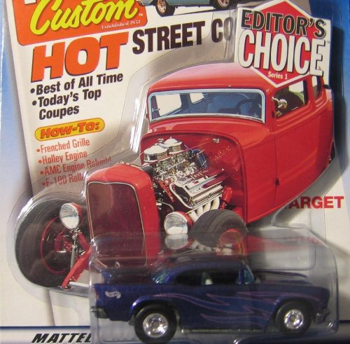 Hot Wheels Editor's Choice ' 57 Chevy # 7 of 16