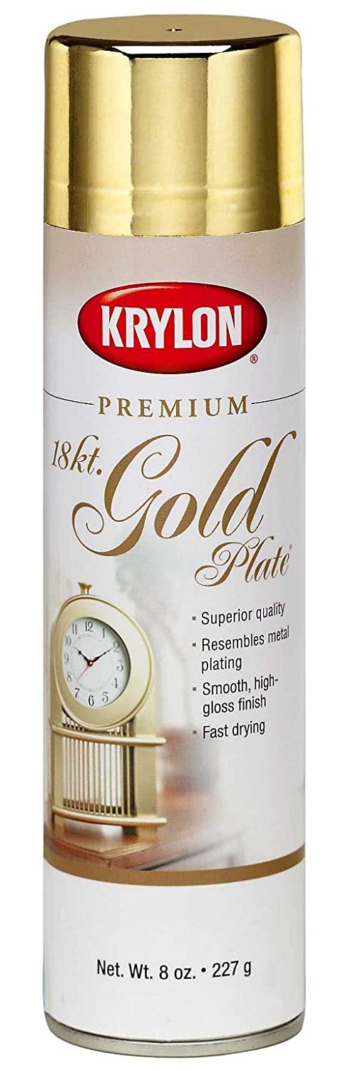 Gold Paint For Metal Jewelry Metallic Spray Paint Gold