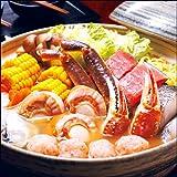 海鮮味噌バター鍋セット【北海道海鮮鍋セット】