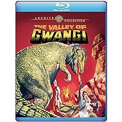 The Valley of the Gwangi [Blu-ray]