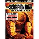 Scorpion King Warrior Packby DVD