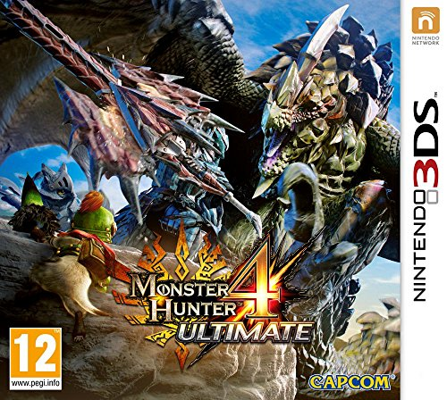 Monster Hunter 4 – Ultimate