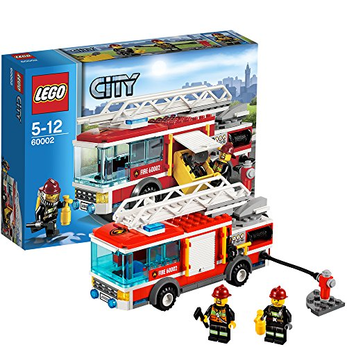 LEGO City Fire 60002 - Autopompa