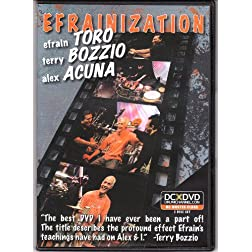 Efrainization: Efrain Toro & Terry Bozzio & Alex