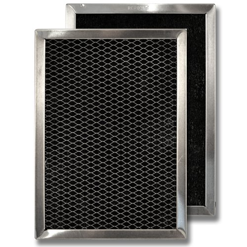 "Carbon Range Hood Filter 6-1/8"" X 8-3/4"" X 3/8"""