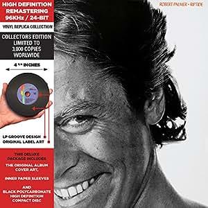 Riptide - Cardboard Sleeve - High-Definition CD Deluxe Vinyl Replica