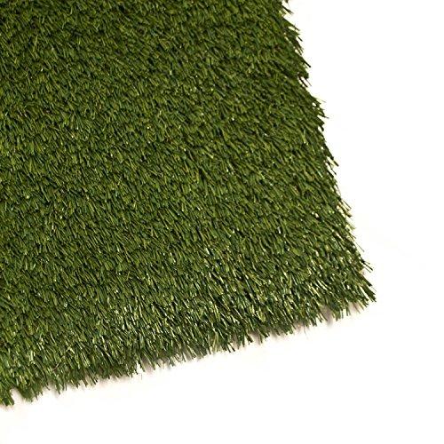 aleko-2ag2x3ws-2x3-feet-6-sf-indoor-outdoor-artificial-garden-grass-w-shape-monofil-pe-lot-of-2