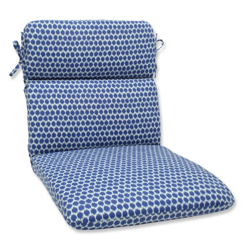 Pillow Perfect Outdoor Seeing Spots Rounded Corners