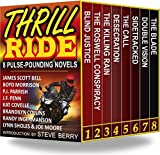 img - for Thrill Ride: 8 Pulse-Pounding Novels book / textbook / text book