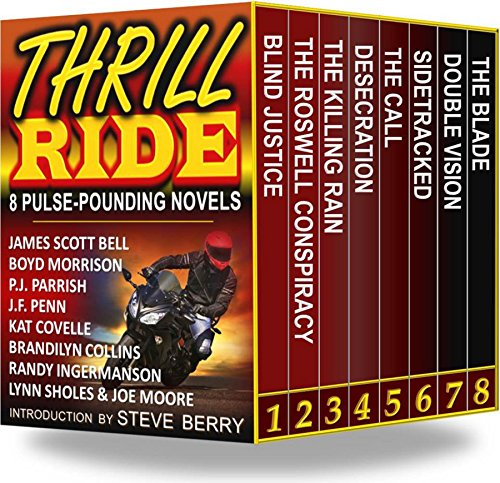 Thrill Ride: 8 Pulse-Pounding Novels