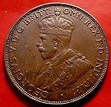 1923 Australia Penny