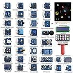 SunFounder 37 Modules Sensor Kit V2.0...
