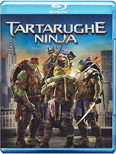 Tartarughe ninja [Blu-ray] [IT Import]