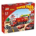 LEGO Duplo 66393 - Cars 2 Super Pack 3 in 1