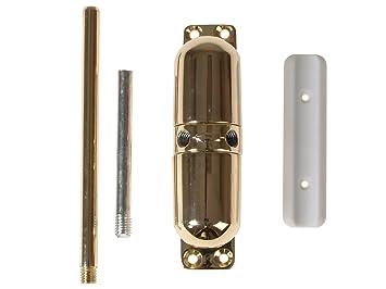 N yale locks pysmdcwh ferme porte ferme porte blanc for Ferme porte yale