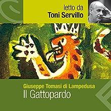 Il Gattopardo Audiobook by Giuseppe Tomasi di Lampedusa Narrated by Toni Servillo
