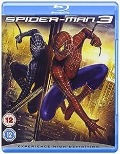 Spider-Man 3 [Reino Unido] [Blu-ray]
