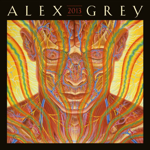 Alex Grey 2013 Wall Calendar
