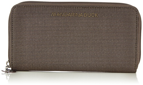 Mandarina Duck - Md20 Portafoglio Pirite, Portafoglio da donna, marrone (pirite), 21x11x2 cm (B x H x T)