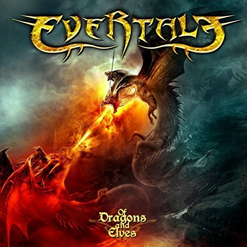 Of Dragons & Elves by Evertale (2015-03-10)