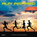 Orange Circle Studio 16-Month 2015 Wall Calendar, Run Inspired: Motivation for Your Year-long Journey (51146)
