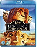 The Lion King 2: Simba's Pride [Blu-ray] [Region Free]