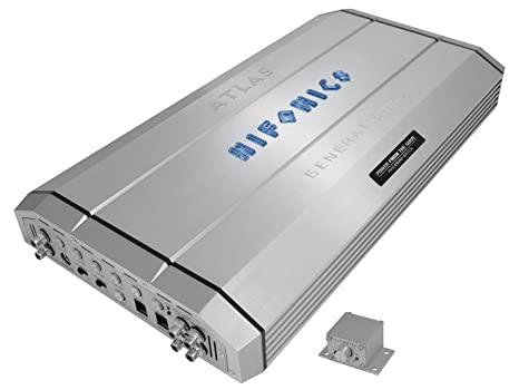 Hifonics X3-ATLAS Autoradios 600 W