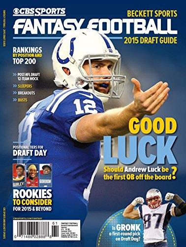 CBS Sports 2015 Fantasy Football Draft Guide