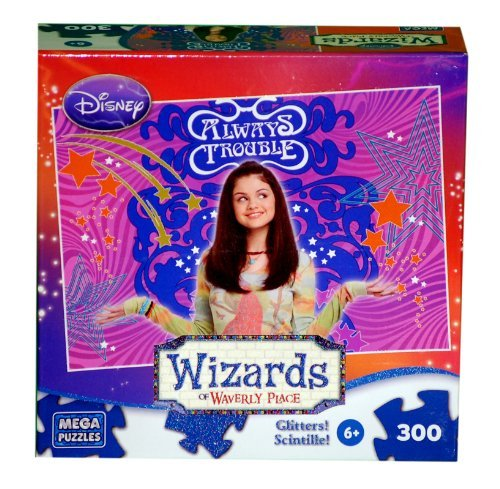 "Wizards of Waverly Place: Alex Russo ""Always Trouble"" 300 Piece Puzzle"