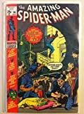 Spiderman #96 Green Goblin May 71 NO MAILING LABEL Very Good (3 out of 10) Well Used by Mickeys Pubs
