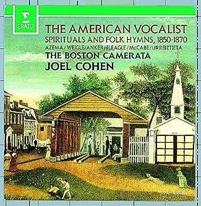 American Vocalist / Spirituals & Folk Hymns