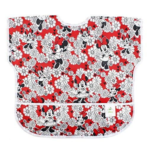 bumkins-bumkudmn95-disney-junior-bib-bavaglino-multicolore-minnie-the-mouse-red