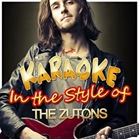 Valerie (In the Style of the Zutons) [Karaoke Version]