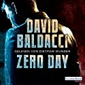 Zero Day (John Puller 1) [German Edition] (       UNABRIDGED) by David Baldacci Narrated by Dietmar Wunder