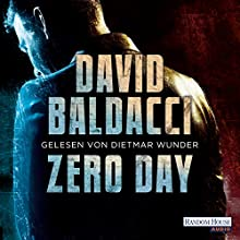 Zero Day (John Puller 1) (       UNABRIDGED) by David Baldacci Narrated by Dietmar Wunder