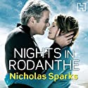 Nights in Rodanthe (       UNABRIDGED) by Nicholas Sparks Narrated by JoBeth Williams