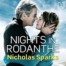 Nights in Rodanthe Audiobook by Nicholas Sparks Narrated by JoBeth Williams
