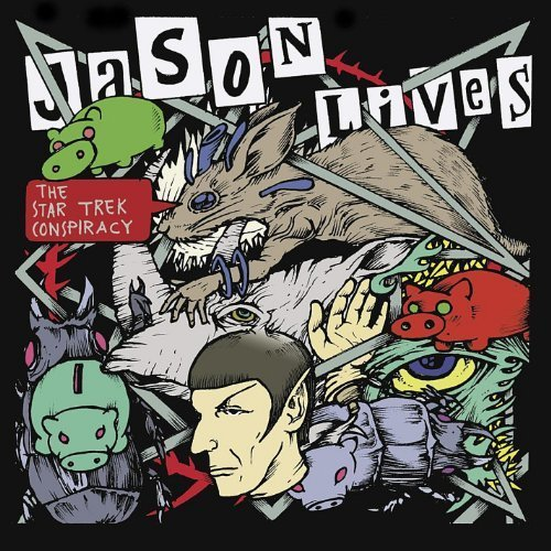 Star Trek Conspiracy by Lives, Jason (2012-02-28)