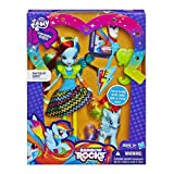 Rainbow Dash Equestria My Little Pony Rainbow Rocks Doll