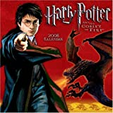 Harry Potter and The Goblet of Fire 2006 Wall Calendar ~ LLC Andrews McMeel...