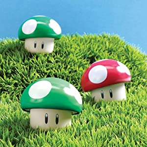 New Super Mario Brothers Mushroom Candy Tin- (Flavors May Vary)