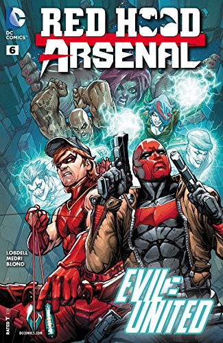 Red Hood/Arsenal (2015-) #6 PDF