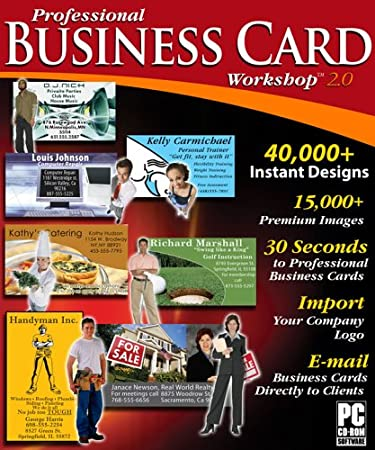 Professional Business Card Workshop 2.0
