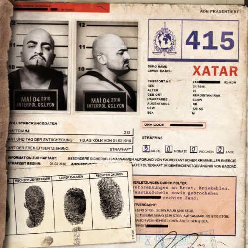 Xatar - 415 - Zortam Music