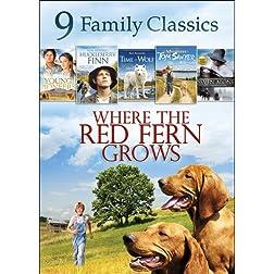 9-Movie Family Classics