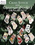 Cross Stitch Mini Christmas Stocking...