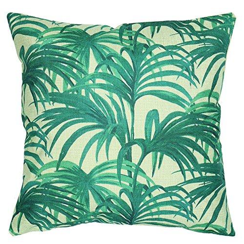 luxbon-rainforest-palm-leaf-outdoor-cushion-cover-durable-cotton-linen-throw-pillow-case-garden-trop