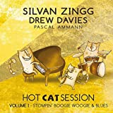 Hot Cat Session, Vol. 1 Stompin' Boogie Woogie & Blues