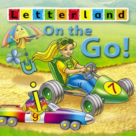 On the Go! (Letterland Picture Books) PDF