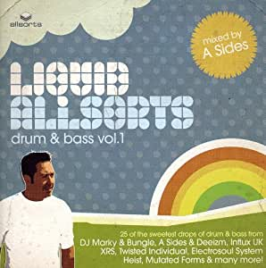 Liquid Allsorts-Drum&Bass-Mixed By a Sides